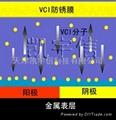 天津VCI防锈膜防锈袋防锈母粒