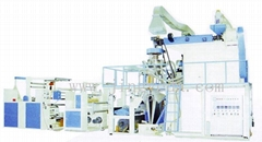 Stationery PP Film Extrusion Machine