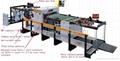 Hi Speed Web Paper Sheeting Machine
