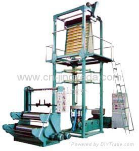 Agricultural Film Extrusion Machine 1