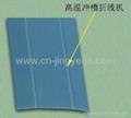 Hot Fluting & Folding Machine
