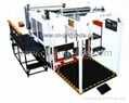 Semi Automatic Web Paper Cutting Machine