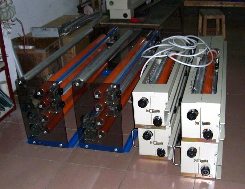 PE, EVA Film Extrusion Machine 7
