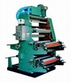 2-color Flexo Printing Machine