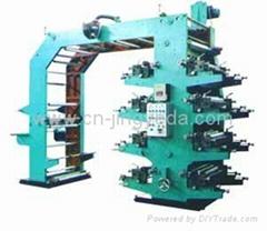8-color Flexo Printing Machine