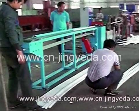 EPE珍珠棉型材機 8