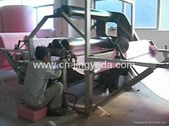 EPE珍珠棉复合机增厚机