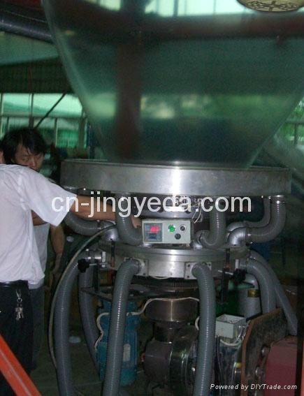 2-layer rotational die & air ring