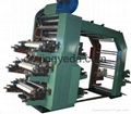 6-color Flexo Printing Machine