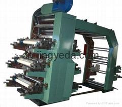 6色膠版印刷機