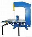 EPE foam roll sawing machine