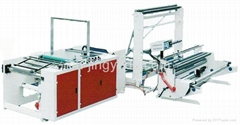Triangle Folding Machine