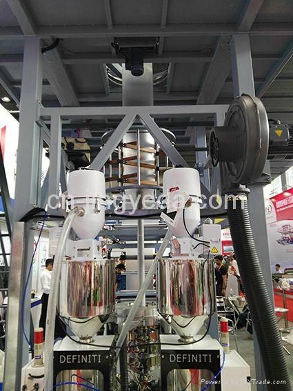 Agricultural Film Extrusion Machine 4