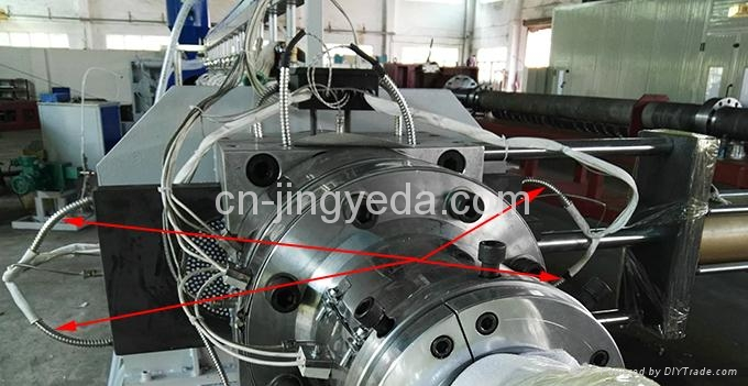 Screen exchanger with heaters