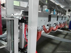 Electrical Air Knife Bonding Machine