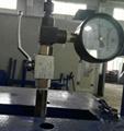 Gas inlet German valve