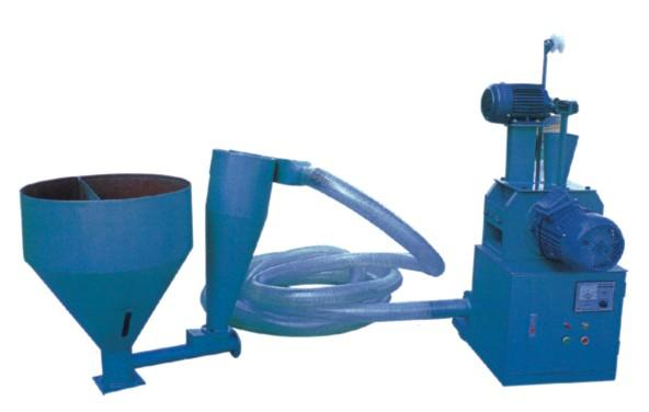 Inline crusher system