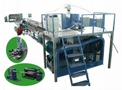 JYD200 PE Foam Sheet Extrusion Line