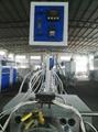 機頭顯示溫度和熔體壓力