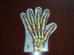 LDPE Printing  Gloves