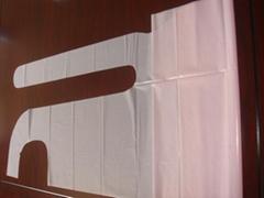 LDPE 粉紅色圍裙