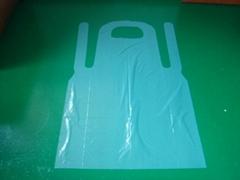 LDPE  藍色圍裙