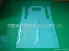 LDPE藍色圍裙