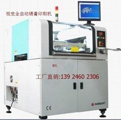 全自動印刷機G3