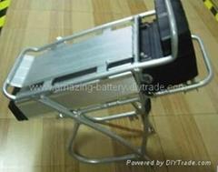 LiFePO4 36V 10AH electric bike battery packs