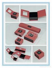 带扣珠宝包装盒胶盒纸盒木盒皮盒酒盒纽扣盒笔盒金币盒