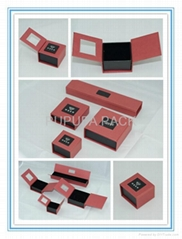 Paper box gift box magnetic box fold box