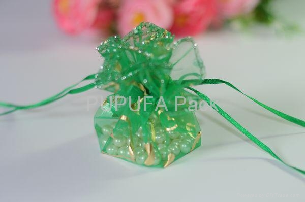 Various kinds of organza pouches cosmetic gift bags packaging bags 3