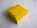 yellow gloosy finish wooden jewelry box 5