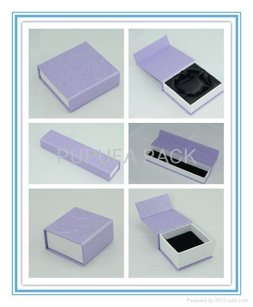 帶扣珠寶包裝盒膠盒紙盒木盒皮盒酒盒紐扣盒筆盒金幣盒 4