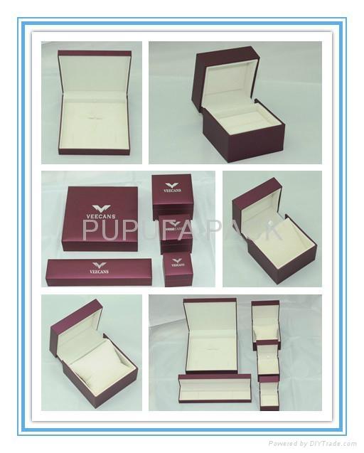禮品盒膠盒戒指盒吊墜盒手鐲盒手鏈盒項鏈盒 3